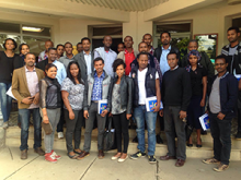 AHRI Conducted training on good clinical and laboratory practices (GCLP) and clinical trials