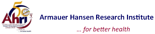 Welcome to Armauer Hansen Research Institute