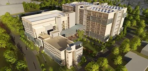 AHRI New Building