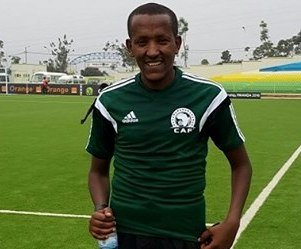 AHRI's Researcher & Ethiopian Referee Bamlak Tessema selected for World Cup 2018