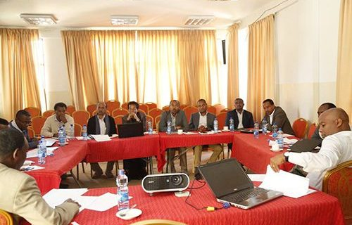 Meeting on Clinical Research Network initiative took place at AHRI