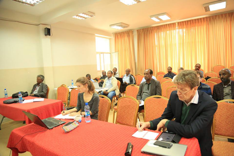 Ethiopia Control of Bovine Tuberculosis Strategies (ETHICOBOTS) Project Annual Review Meeting (October 2-5, 2018)