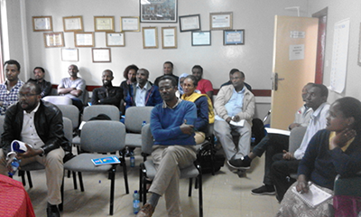 Research Ethics Training was conducted successfully