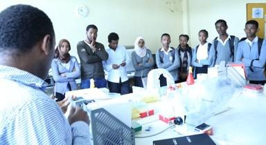 2018, World TB Day at AHRI