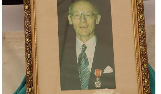 AHRI'S Founder Memorial Service: Remembering and Celebrating Prof. Morten Harboe