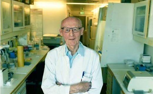 The late Prof. Morten Harboe