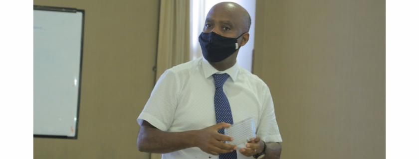 Scaling up of Locally Developed COVID-19 Antibody Testing Kit in Ethiopia: Consultative Meeting With Stakeholders