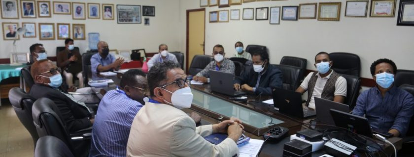 AHRI And JU TIDRC Collaboratively Deliver A Weeklong Training On CSP Based ELISA And Bloodmeal PCR To MoH Staffs Of Yemen And Somalia